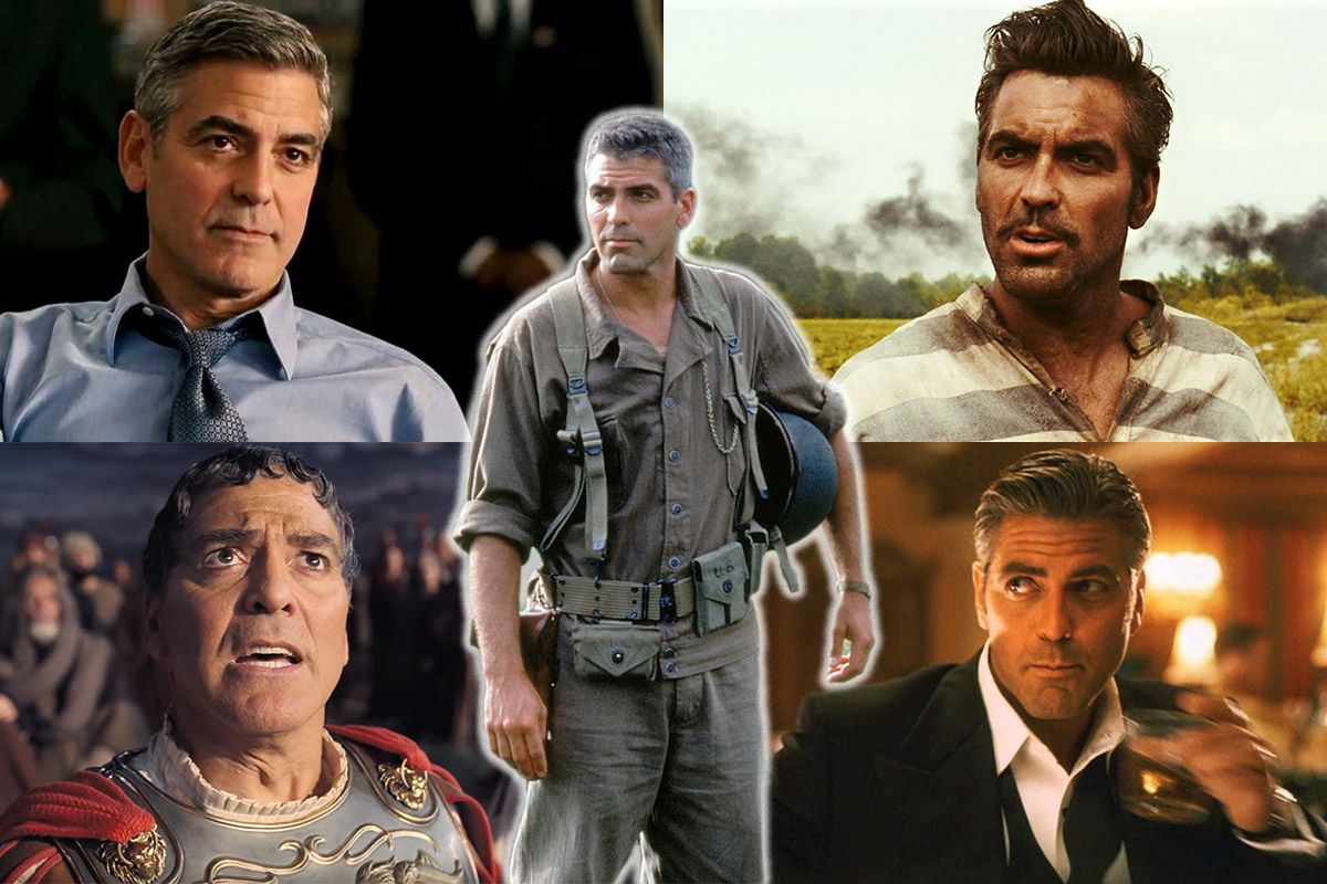 Image result for George Clooney movie