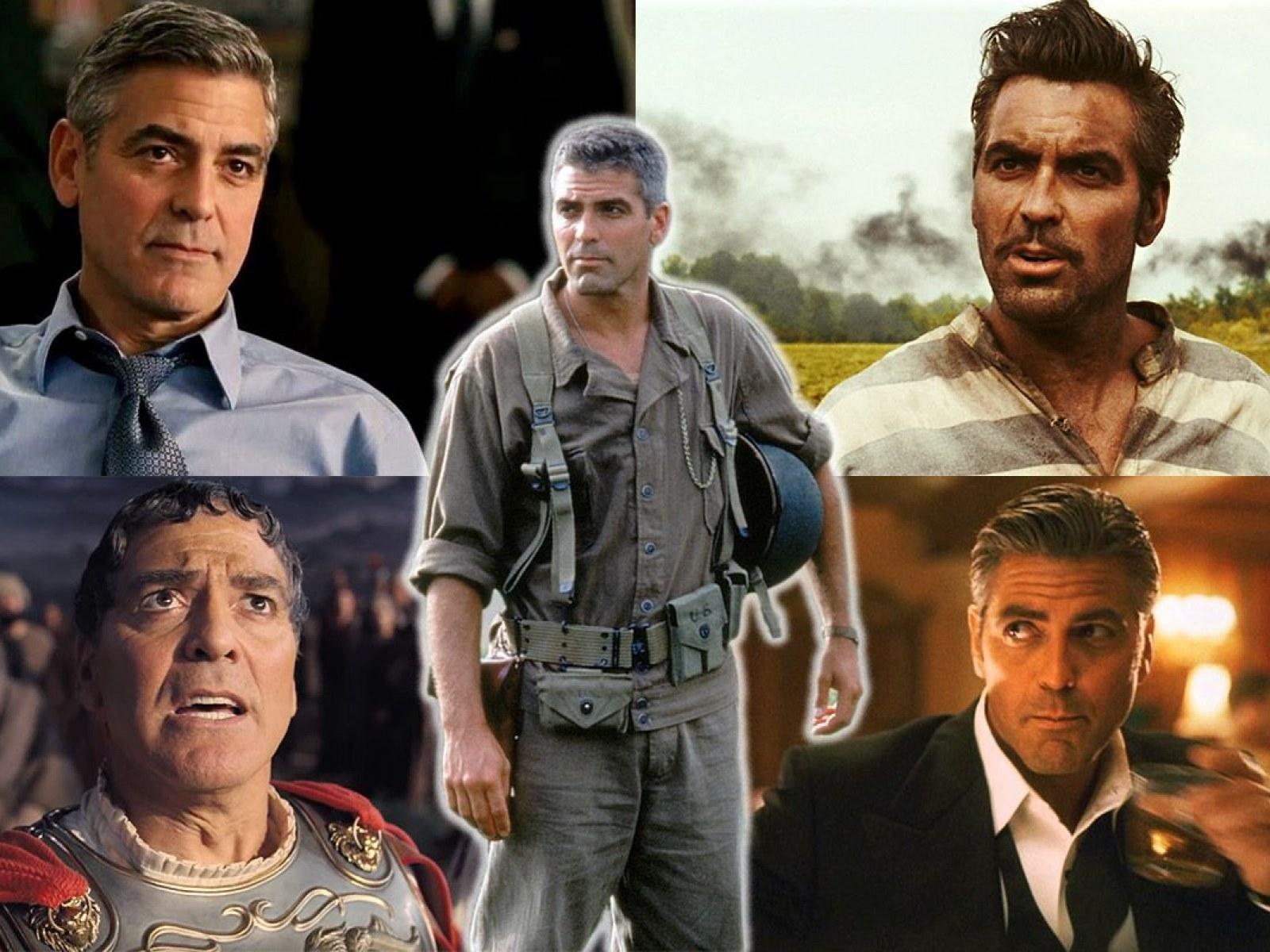 Ranked: George Clooney's 20 Best Movies