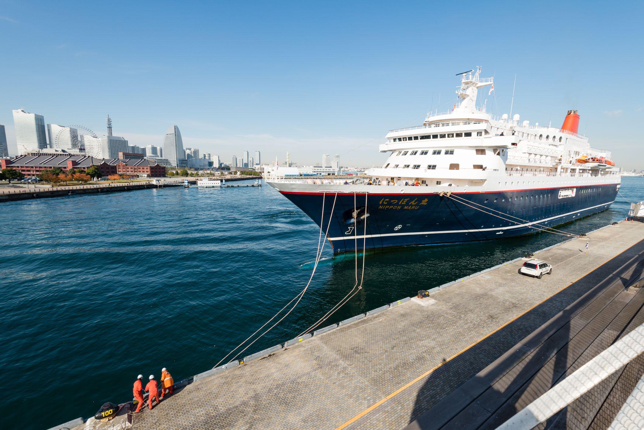 Cruise Ship, U.S. Navy, Cruise Ship Accident, Cruise Ship Crash, Japan