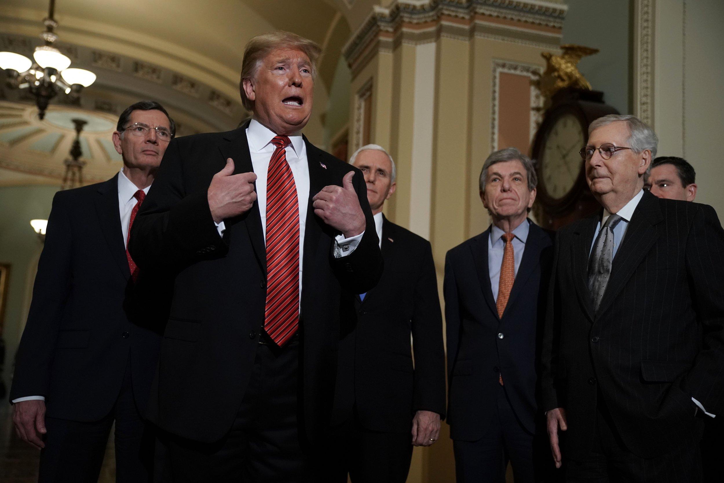 trump women republicans 41 percent