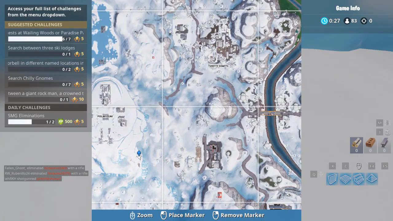 Fortnite Chilly Gnome Location 6