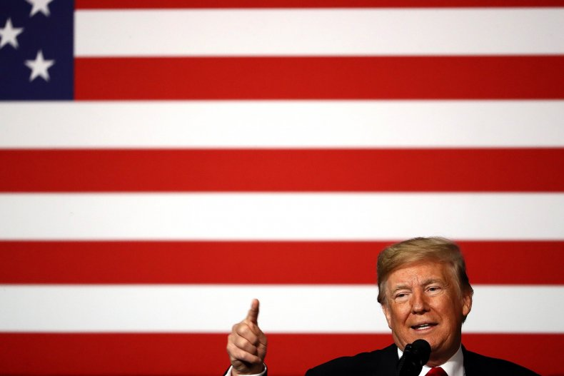 Donald Trump border wall winning