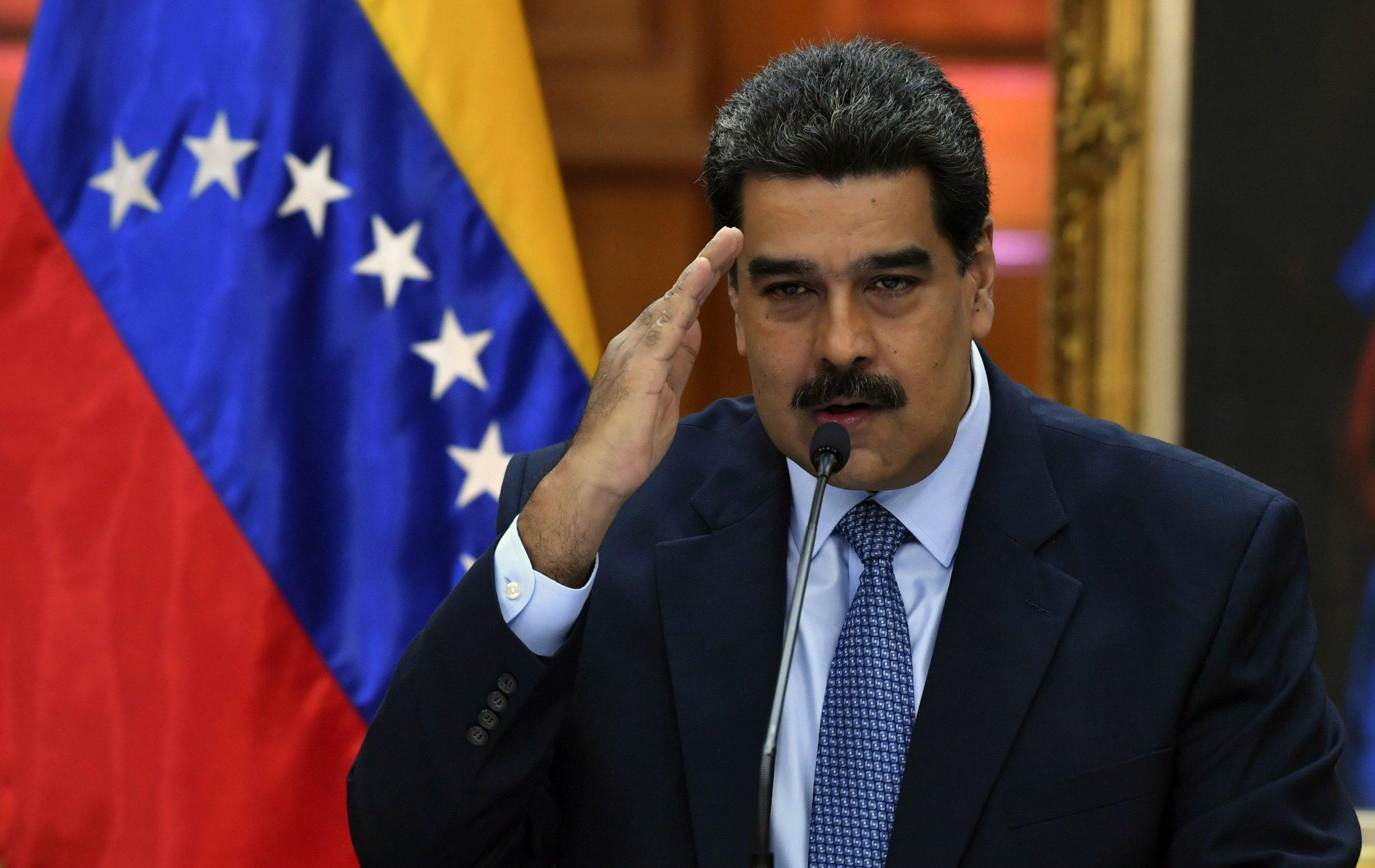Nicolas Maduro Venezuela President
