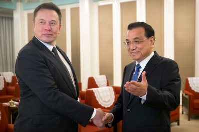 China, Elon, Musk, permanent, residency, love