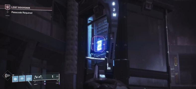 Destiny 2 missive symbol