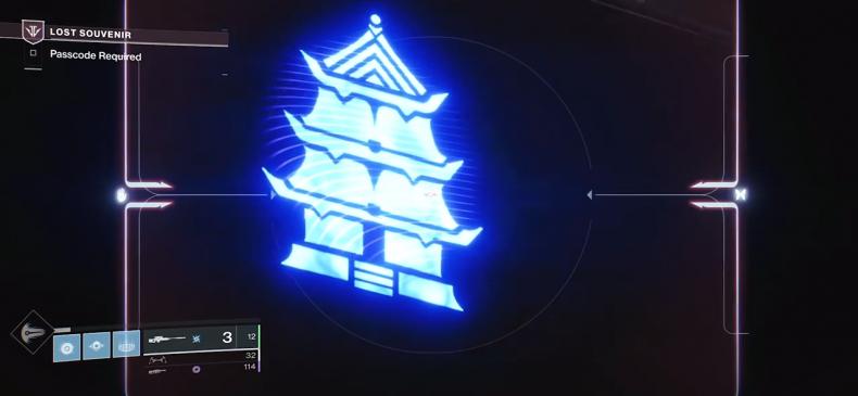 Destiny 2 pagoda symbol