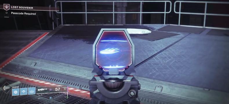 Destiny 2 hand symbol