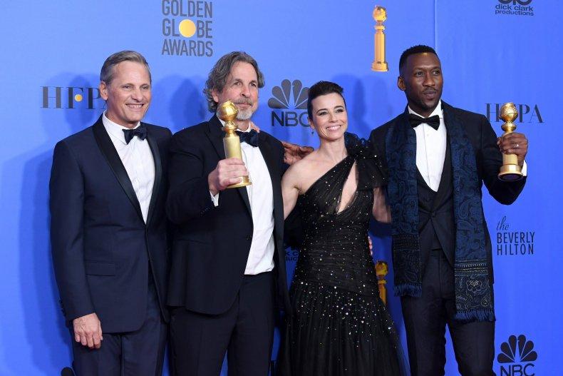 Green Book Cast Golden Globes