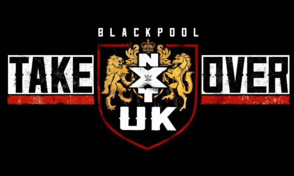 nxt uk takeover blackpool logo