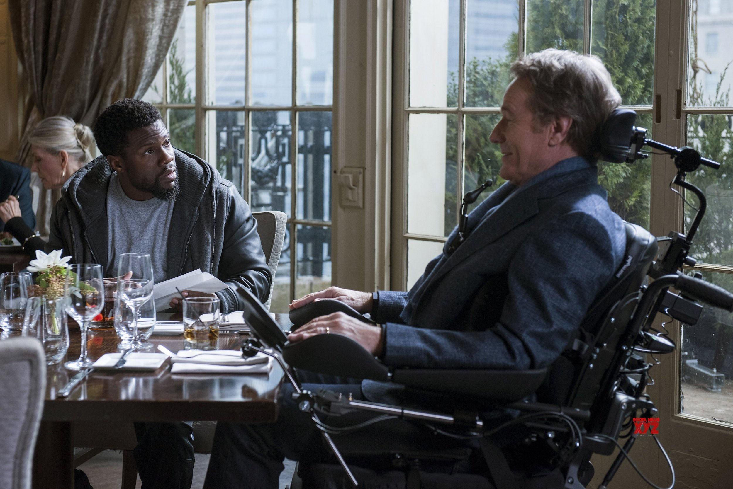 The Upside' True Story: Kevin Hart and Bryan Cranston