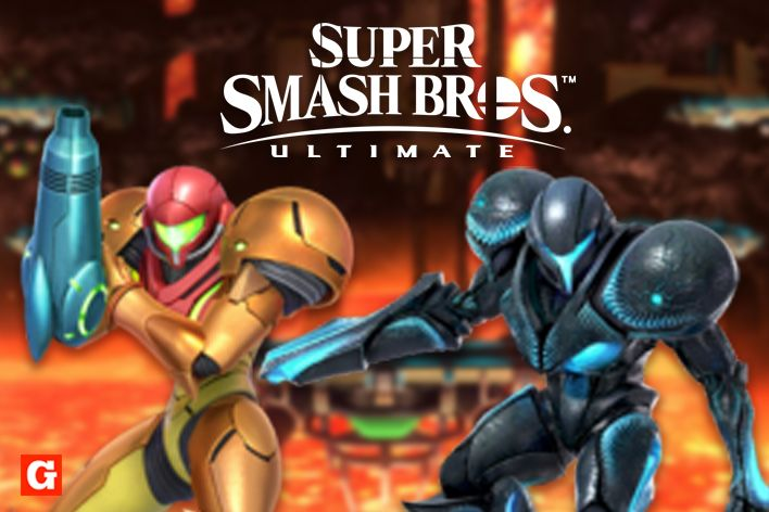 samus_dark samus smash ultimate