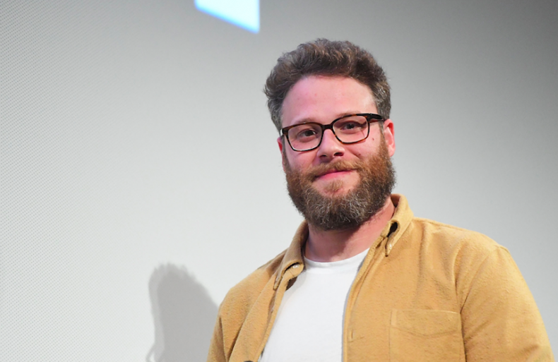 Seth Rogen Asks TSA Agent About His Day at Airport During Government Shutdown, Says TSA is 'Where Dreams Go To Die'