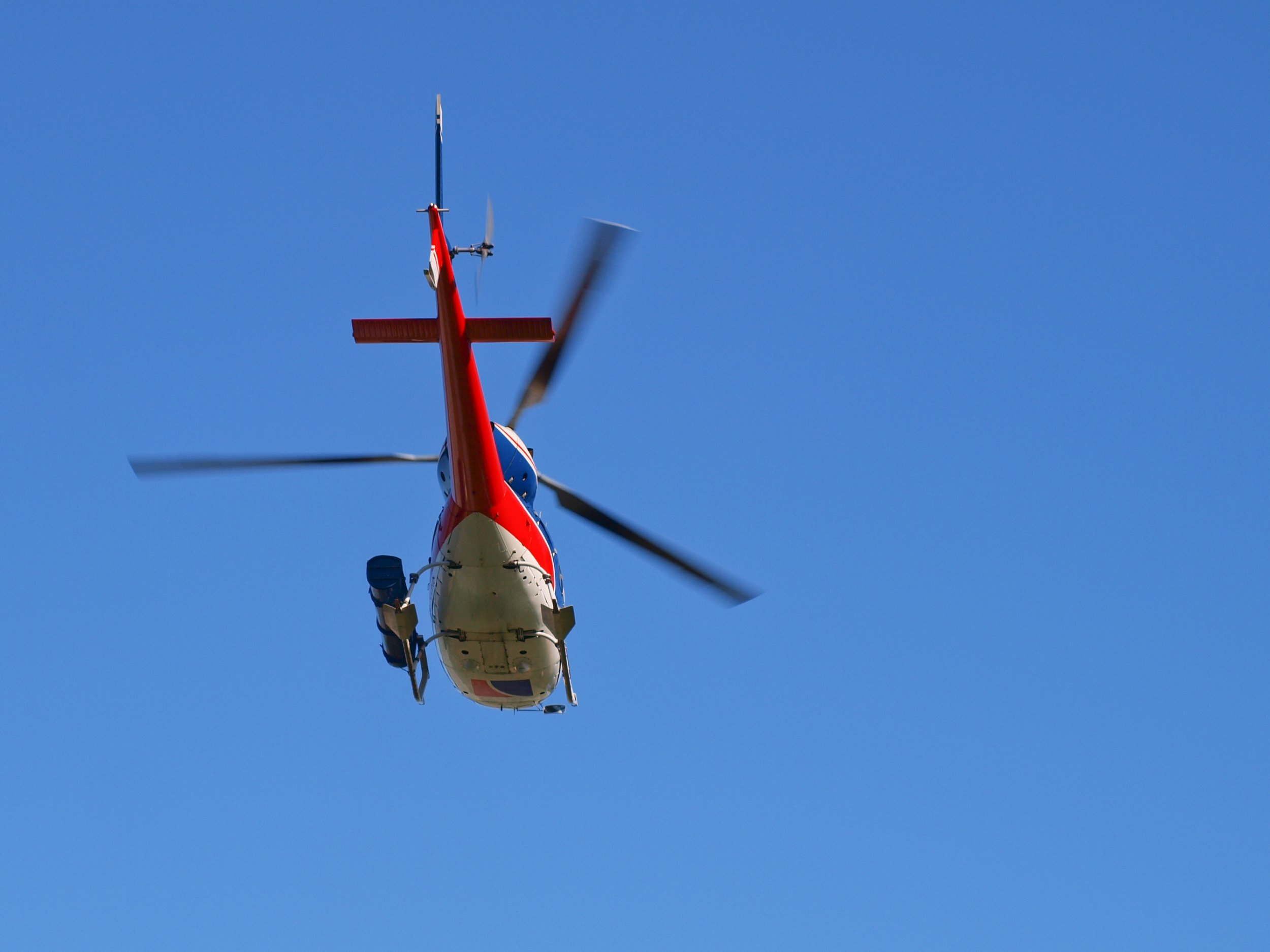 helicopter stock getty