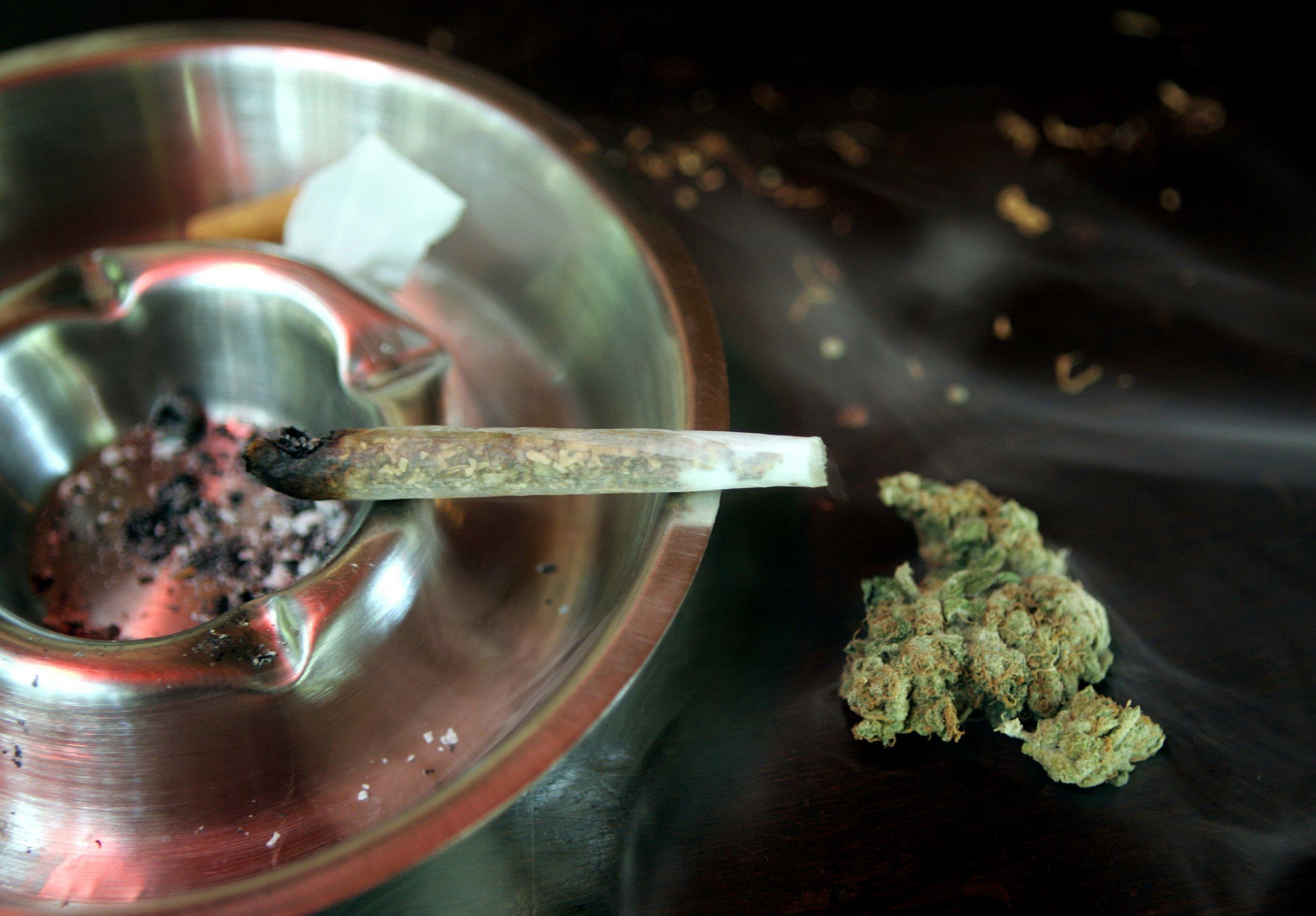 Marijuana Might Kill Cancer