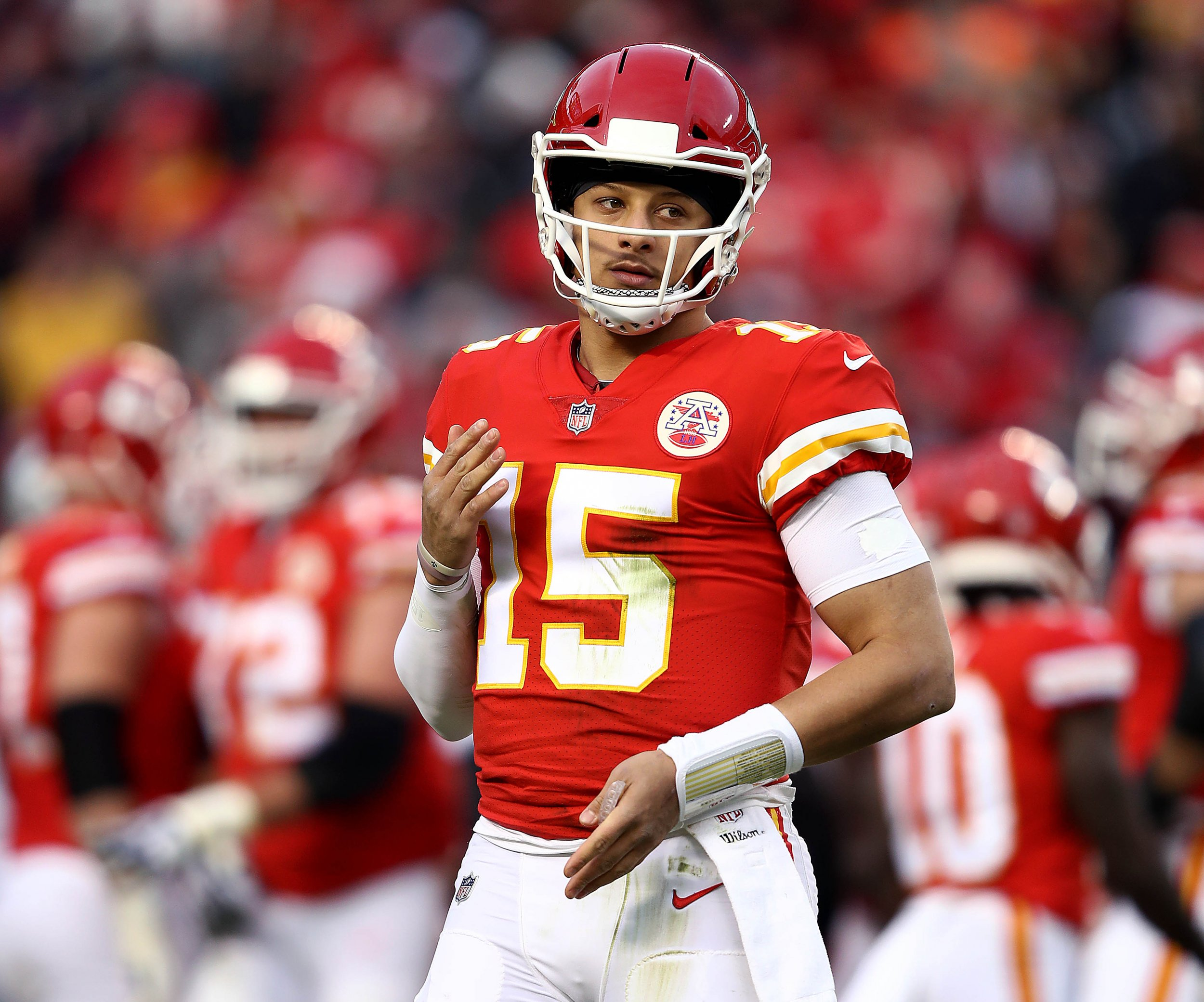 Patrick Mahomes, Kansas City Chiefs