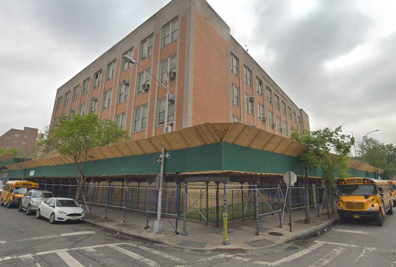 bronx school new york city