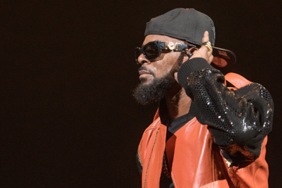 R. Kelly Birthday Party Interrupted by Police in Chicago