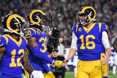 Jared Goff, Los Angeles Rams