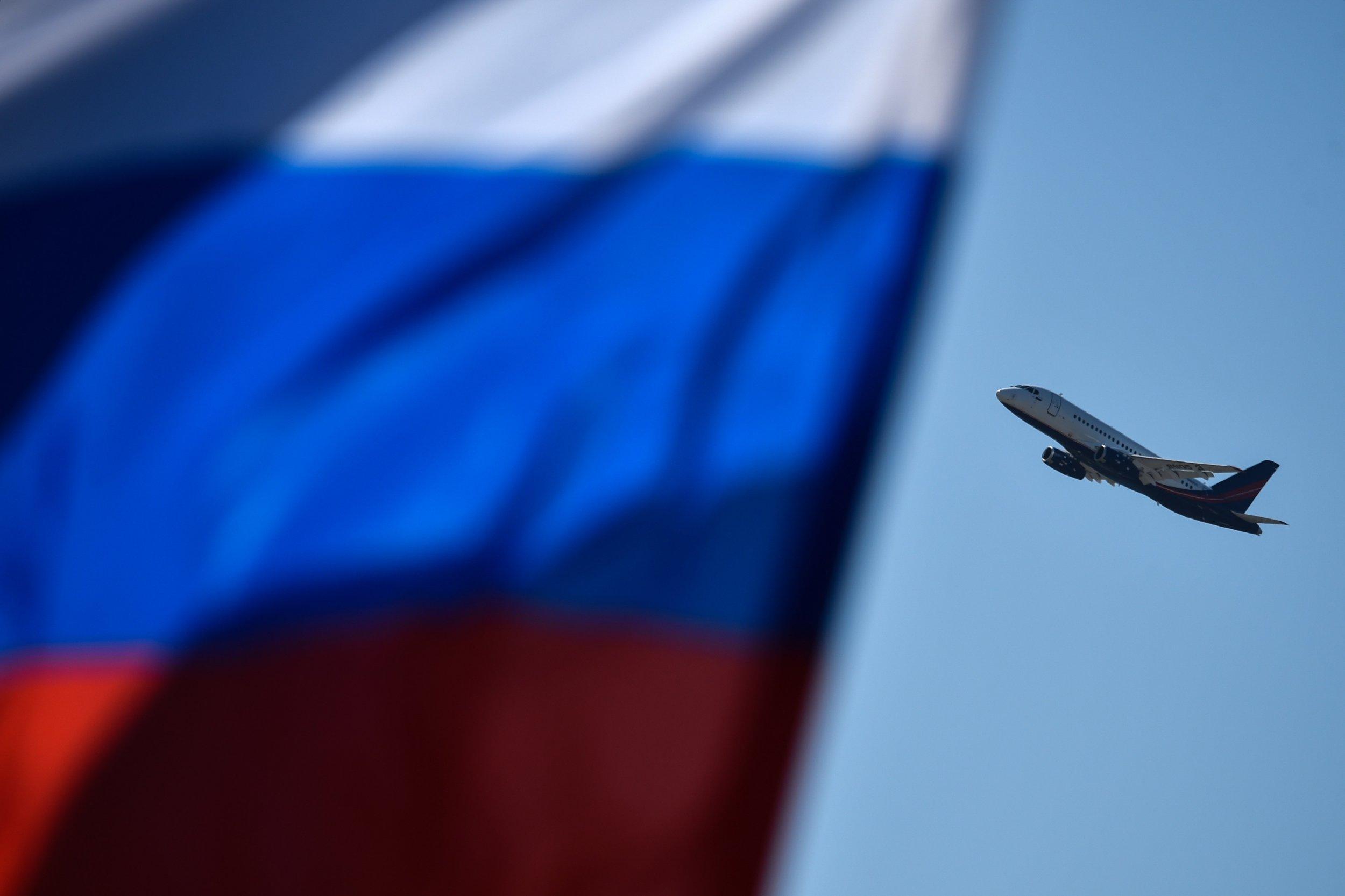Russia passenger jet shoot down