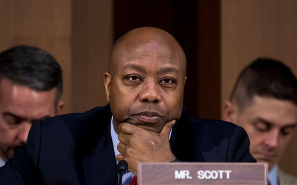 GOP's only black senator, Tim Scott, slams Steve King's white supremacist comments and Republicans' silence on racism