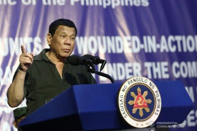 DuterteGayPriestSpeech