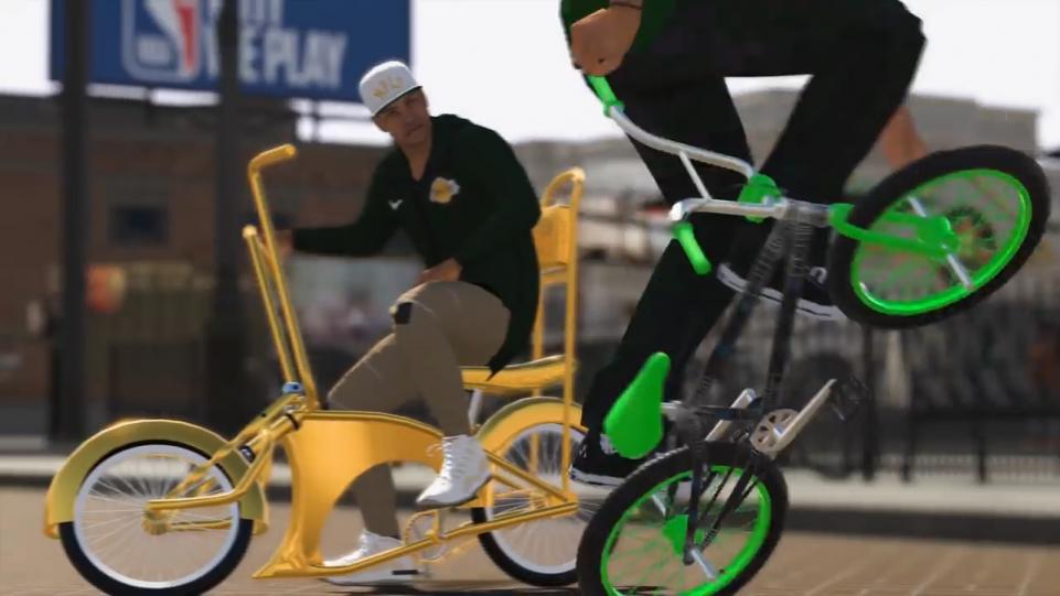NBA 2K19 2kTV answers mycareer bikes