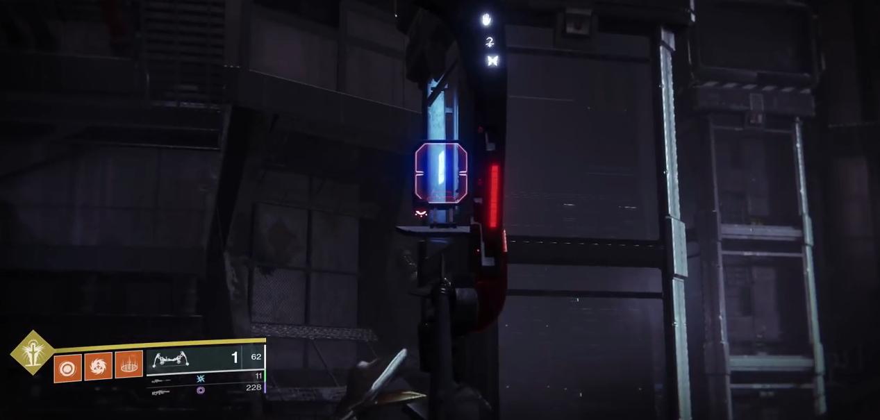 Destiny 2 Niobe Labs Puzzle 2 missive