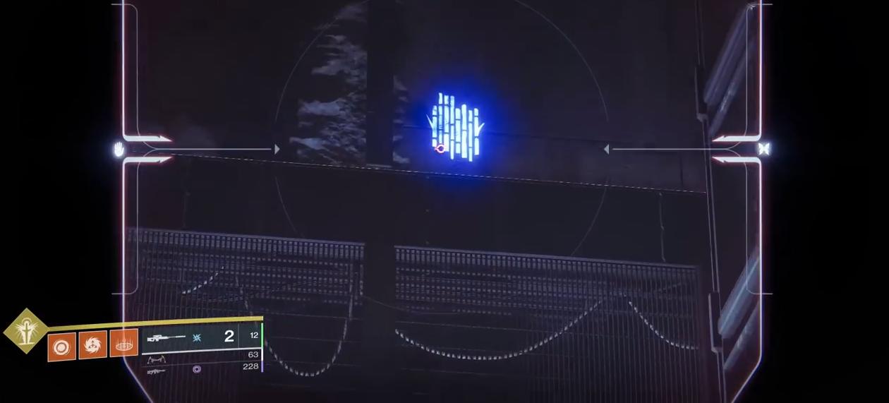 Destiny 2 Niobe Labs Puzzle 2 bamboo