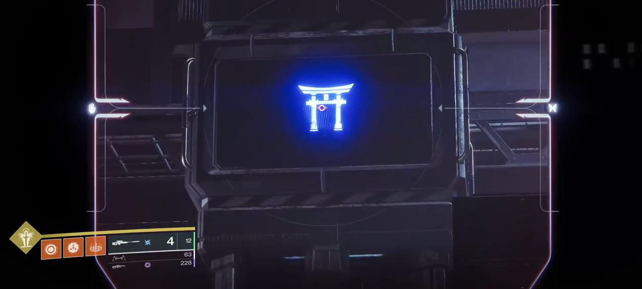 Destiny 2 Niobe Labs Puzzle 2 archway
