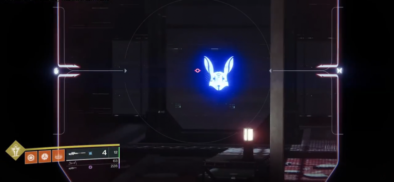 Destiny 2 Niobe Labs Puzzle 2 rabbit