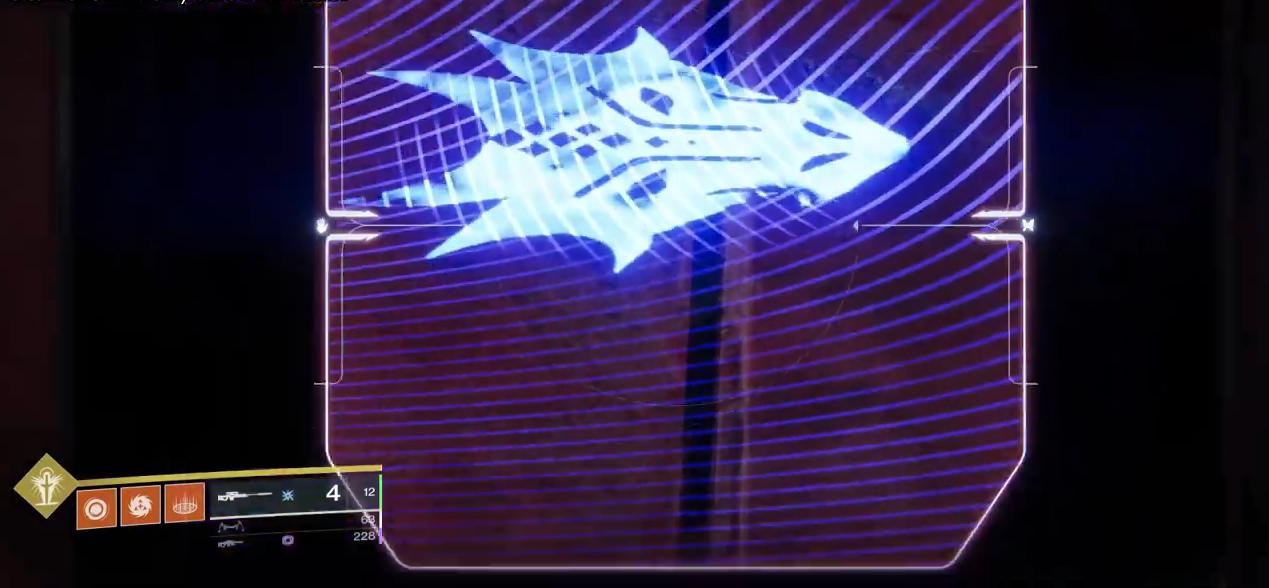 Destiny 2 Niobe Labs Puzzle 2 dragon