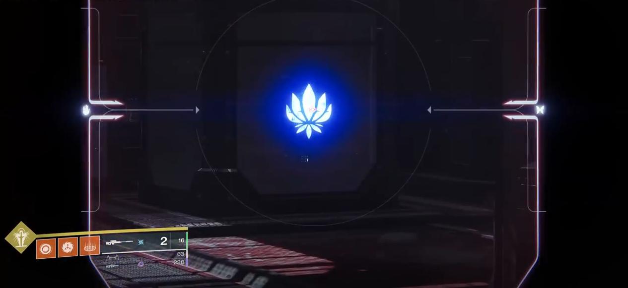 Destiny 2 Niobe Labs Puzzle 2 lotus