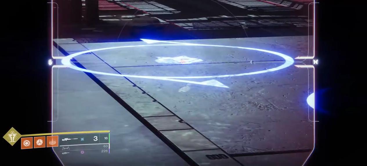 Destiny 2 Niobe Labs Puzzle 2 tiger