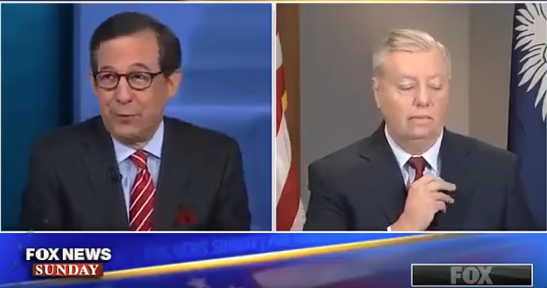 Lindsey Graham Chris Wallace Fox News