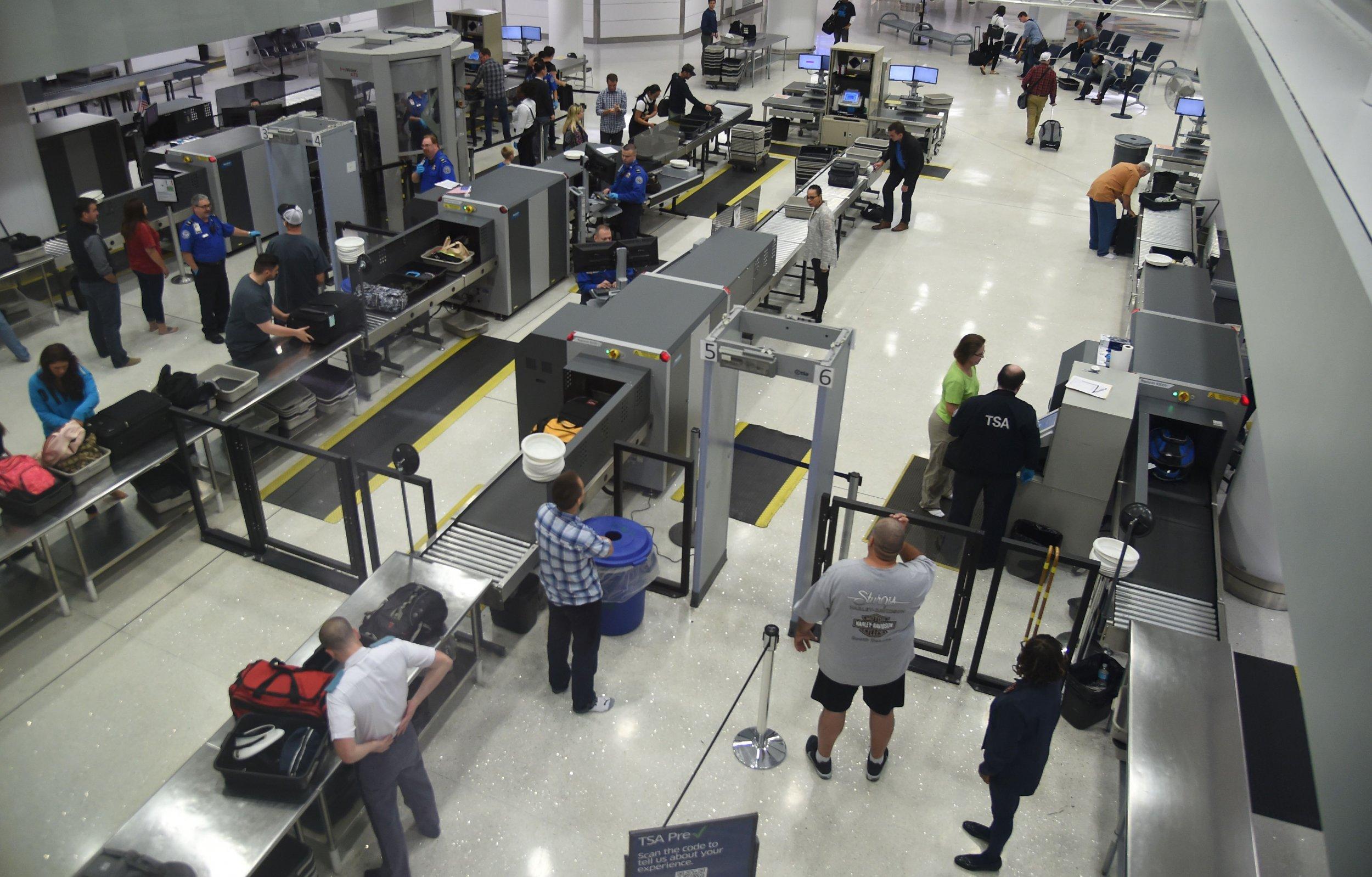 TSA check