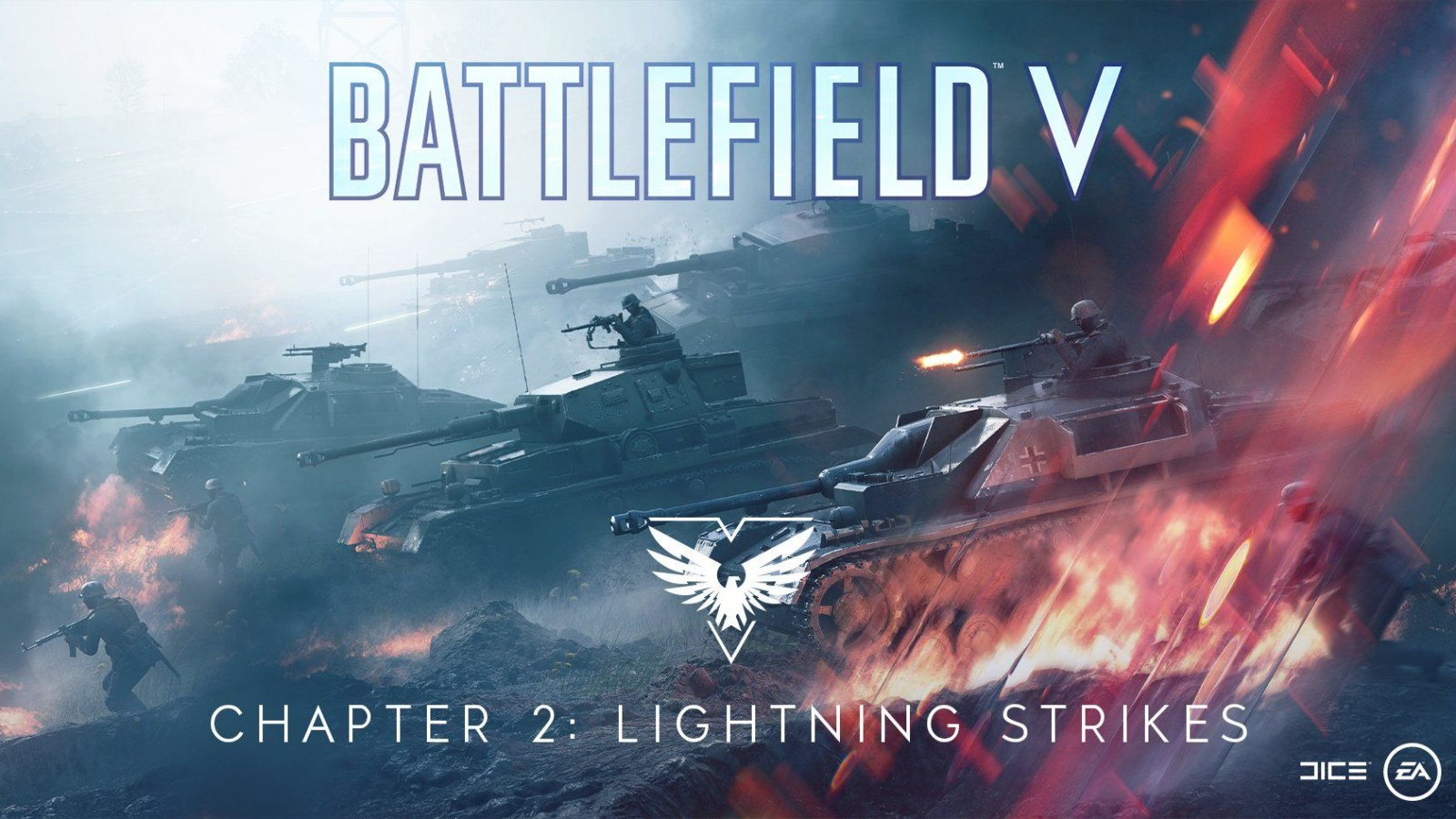 Battlefield 5' Update 1 07 Adds Lightning Strikes DLC for