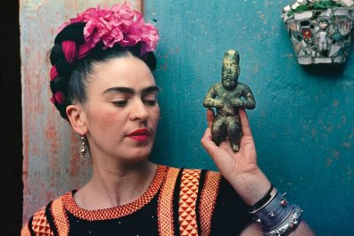Frida Kahlo: Appearances Can Be Deceiving 1