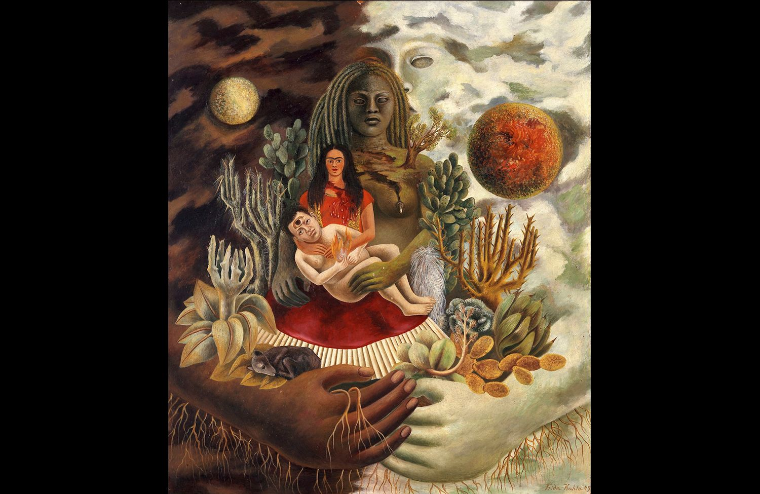 Frida Kahlo: Appearances Can Be Deceiving 8
