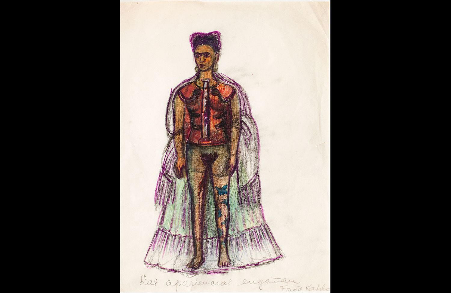 Frida Kahlo: Appearances Can Be Deceiving 9