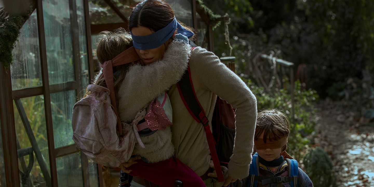 "The ""Bird Box"" Effect: Will we finally see more women directing thrillers? Maybe even James Bond?"