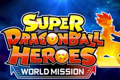super dragon ball heroes world mission logo