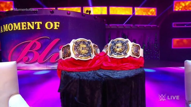 wwe womens tag team champions