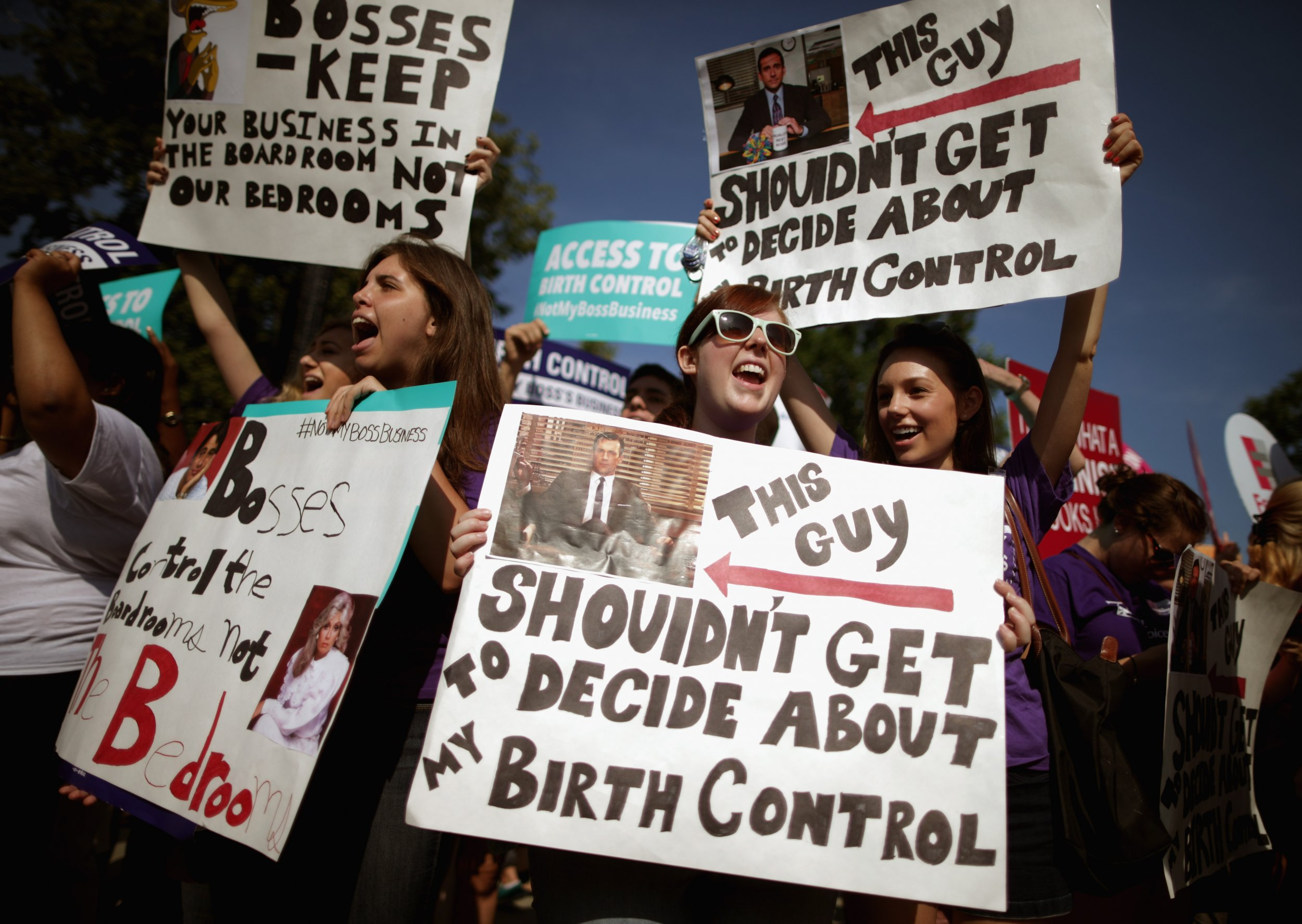 Birth Control, Donald Trump, Contraception, Injunction, Affordable Care Act, Obamacare