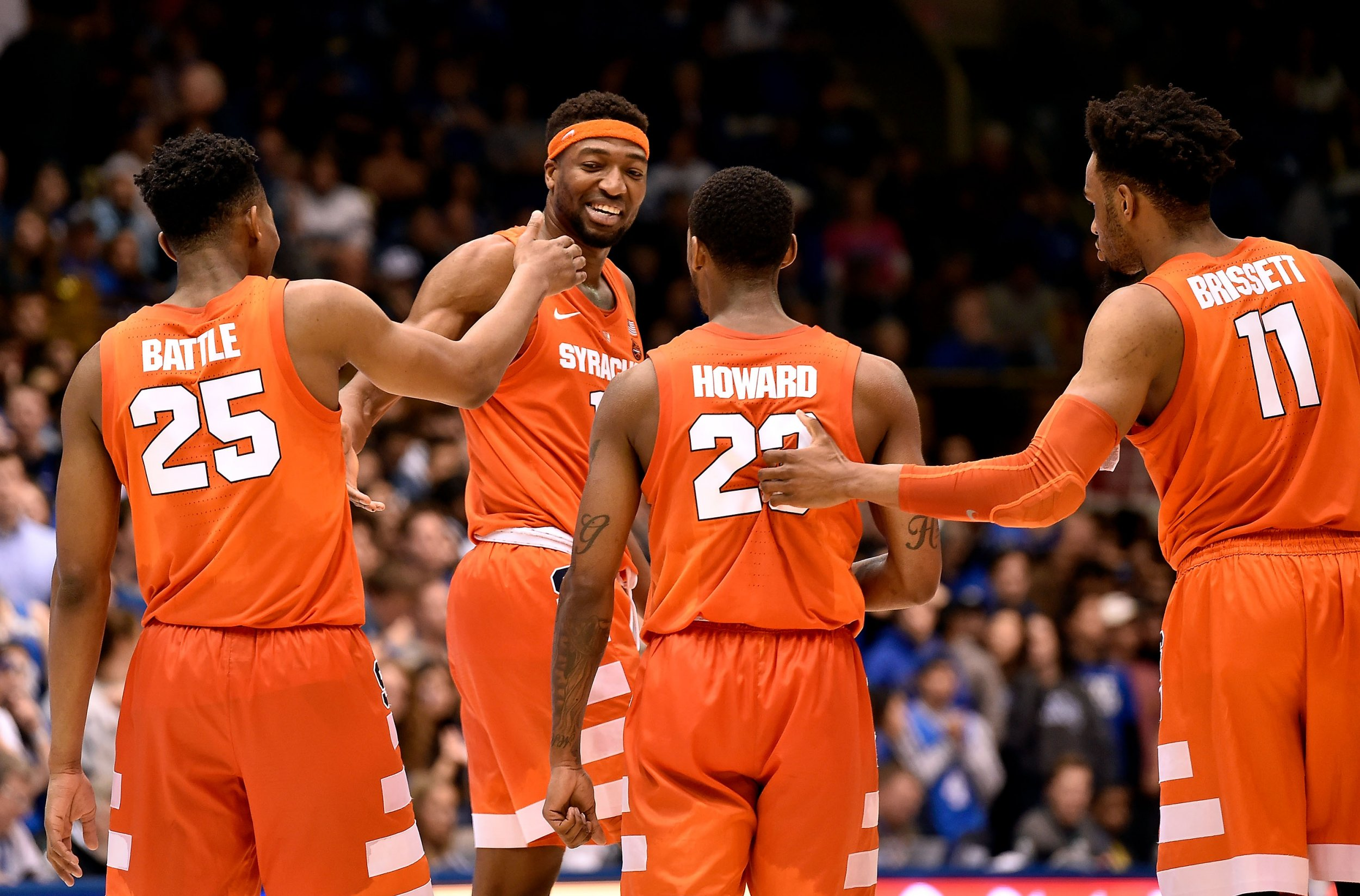 Unranked Syracuse Just Beat No1 Duke Here S How