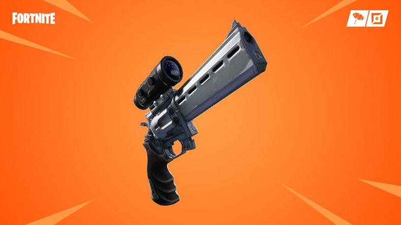 Fortnite Scoped Revolver