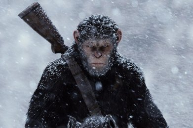 21 War for the Planet of the Apes