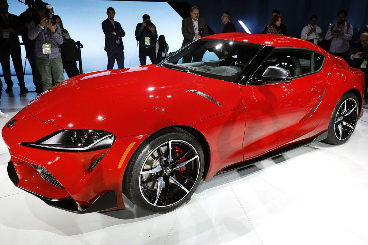 06 2020 Toyota Supra
