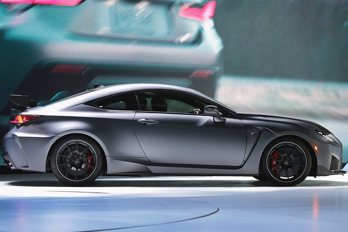 07 Lexus 2020 RCF Track Edition