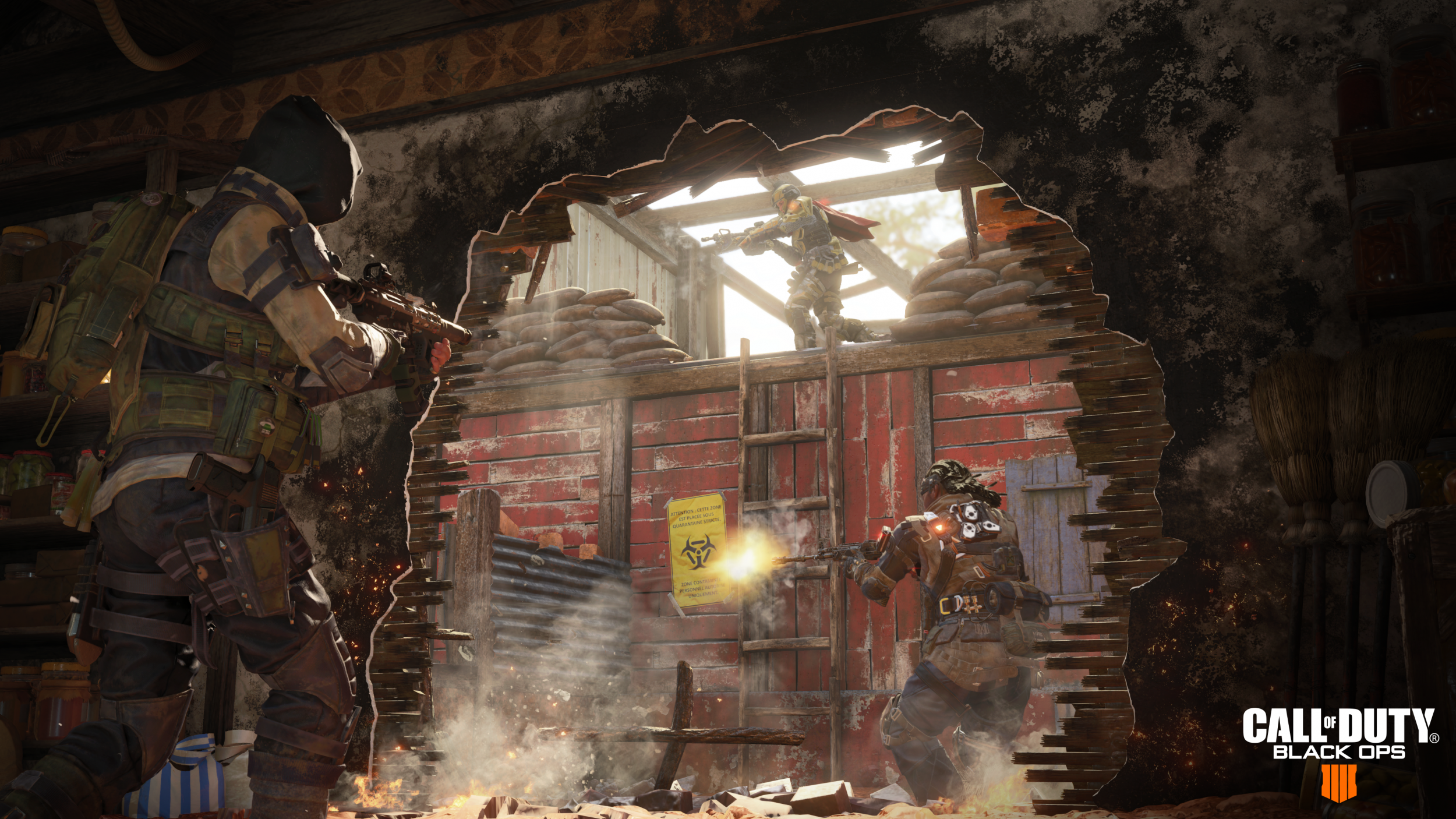 Call of Duty: Black Ops 4' Update 1 11 Adds Gauntlets, New