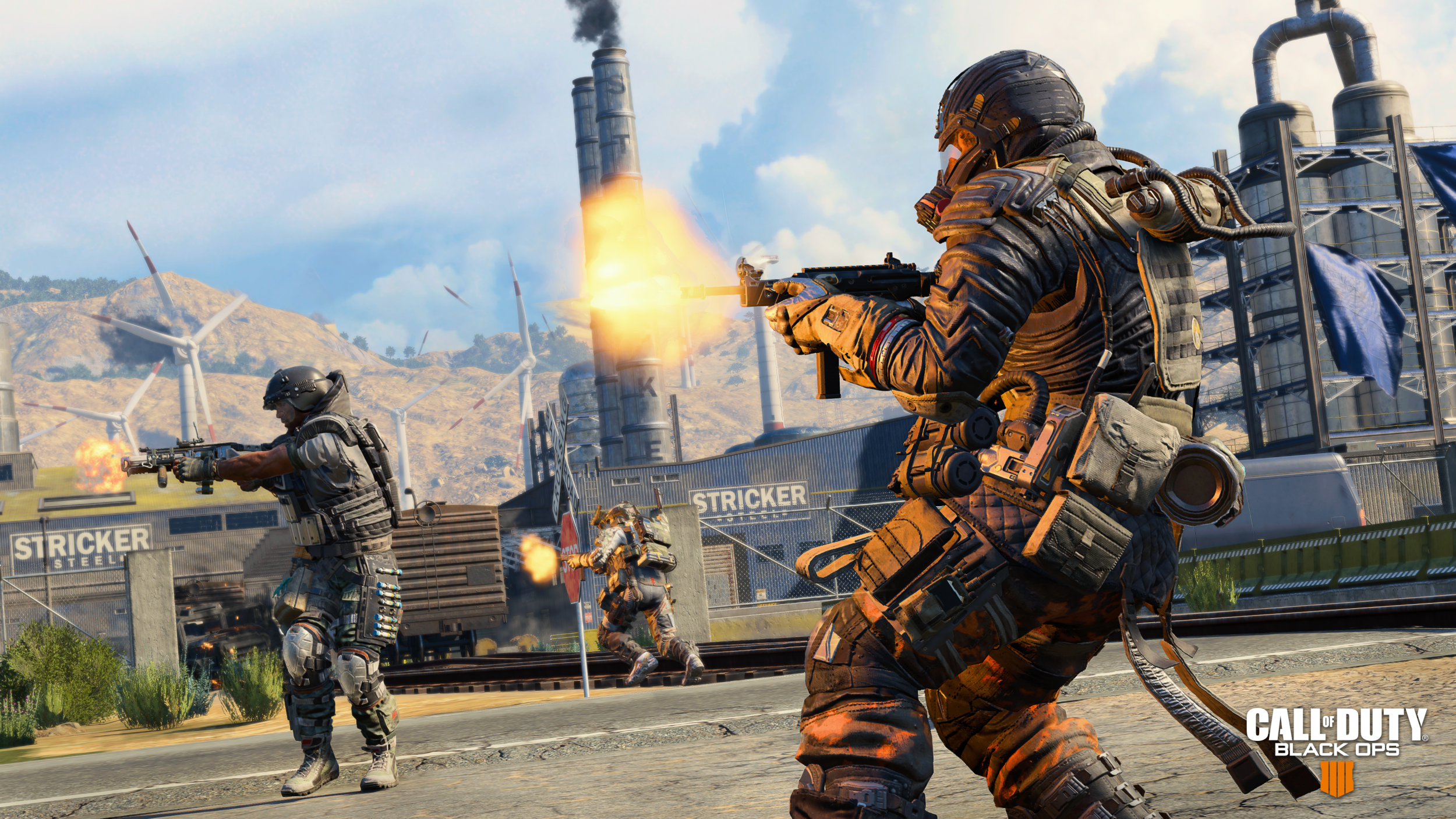 Black Ops 4 Blackout trial dates